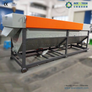 High Efficiency PP PE Plastic Floating Washer Machine pictures & photos