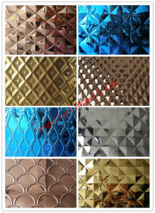 Hot Selling Good Quality PVD Coated Decorative Stainless Steel Color Sheet 304 Stainless Steel Sheet pictures & photos
