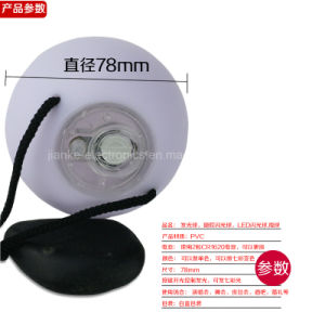 Christmas Party Multicolor LED Flashing Light Poi Ball (3560) pictures & photos