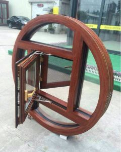 High Quality Aluminium Round Windows (BHA-CWA33) pictures & photos