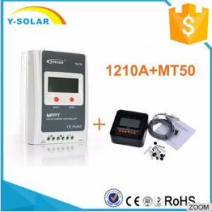 Epever MPPT 10A 12V/24V Solar Charge/Discharge Controller with Ce Tracer1210A pictures & photos
