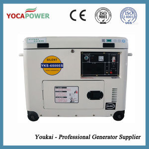 5kVA Electric Power Diesel Small Generator Set pictures & photos