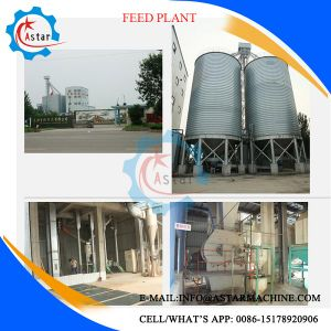 Chicken Poultry Cattle Livestock Complete Animal Feed Line pictures & photos