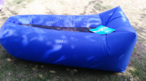 Hot Selling Lazy Hangout Inflatable Air Sleeping Bag, Couch Bed for Outdoor Camping (N327) pictures & photos