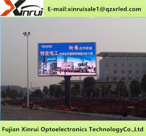 Hot Sale High Quality Brightness P10 Outdoor Full Color LED Screen pictures & photos