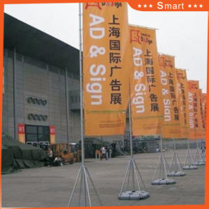 3/5/7 Metres Water Injection Flag / Water Base Flag for Advertising Model No.: Zs-012 pictures & photos