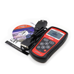 New Kw808 OBD2 Code Reader Can Engine Reset Tool Konnwei Auto Scanner Coverage (us Asian & European) pictures & photos