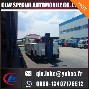 Hot Sale Dongfeng 6 Wheel 5ton Winch Road Wrecker pictures & photos