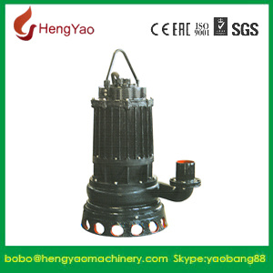 High Efficiency Fish Pond Submersible Sewage Pump