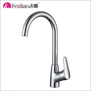 Simple Design Hot Sale Low Price Kitchen Sink Faucet pictures & photos