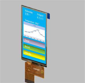 Custom Made 3.2′′ TFT LCD Module with Touch Screen Panel pictures & photos