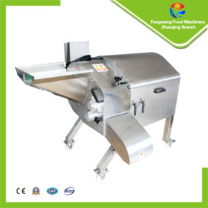 Automatic Vegetable Fruit Potato Carrot Taro Tomato Cassava Cubes Dicing Cutting Machine pictures & photos
