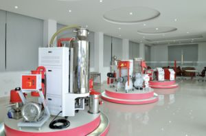 Honey Rotor Desiccant Dehumidifier for Plastic Dehumidifying Drying System pictures & photos