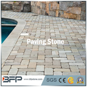 Wholesale Chinese Granite Pavers Cheap Driveway Paving Stone pictures & photos