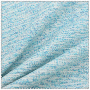 Marl Version Woven Fabric 54%Polyeste 46%Cotton Fabric pictures & photos