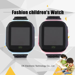 Free Sample! Kids GPS Watch Phone 3G WiFi Sos Call Kids Tracker Smart Watch pictures & photos