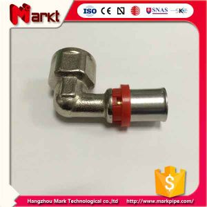 Th Type Brass Press Fitting pictures & photos