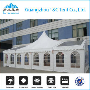 20X50 Outdoor Customized High Peak Aluminum Frame Tent with Church Window for Sale pictures & photos