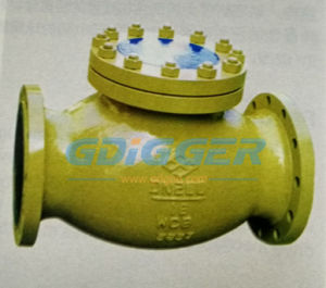 H41n Carbon Steel Gas Check Valve, Lift