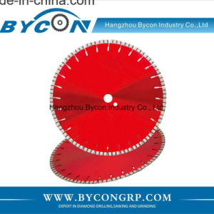 """Dry wet saw blade 12""""~18′′ cutting blade for concrete ashpalt pictures & photos"""