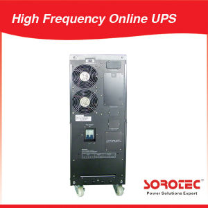 Larger LCD Display Online UPS with Sinewave UPS 6-20kVA pictures & photos