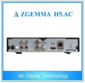 H. 265 ATSC + DVB S/S2 Decoder Zgemma H5. AC pictures & photos