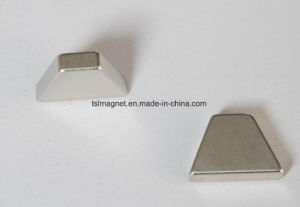Trapezoid Permanent Sintered Neodymium Rare Earth Magnet pictures & photos