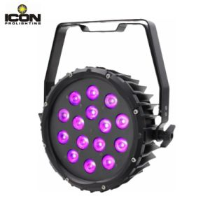 New Outdoor IP65 15X15W RGBWA+UV 6in1 LED PAR for Garden pictures & photos