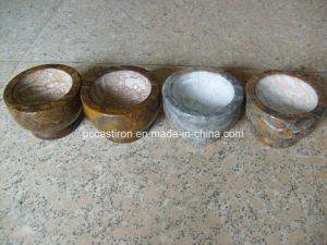 Customized Stone Mortar and Pestle Manufacturer From China pictures & photos