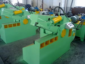 hydraulic Scrap Aluminum Alligator Shear/Metal Alligator Shear with Ce pictures & photos