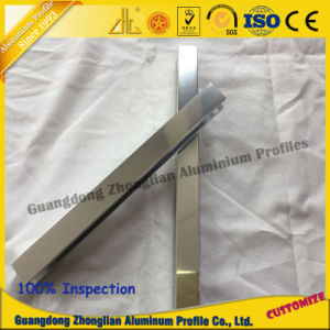 Aluminium Extrusion Profile with Polishing Surface for Bathroom Decoration pictures & photos