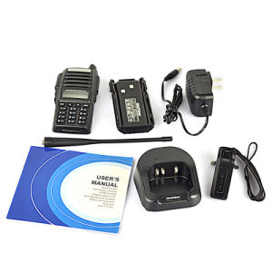 New Baofeng UV-82 2-Way Radio 136-174MHz / 400-520MHz U/V Dual Band 5W Handheld Walkie Talkie pictures & photos