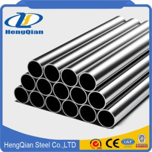 Decorative Pipe SUS 201 304 321 310S Seamless Stainless Steel Pipe pictures & photos