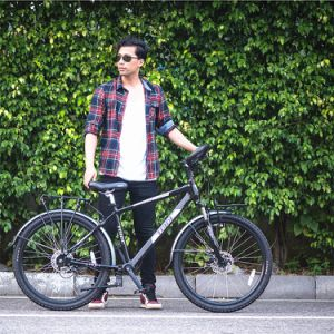 Wholesale Bicycles High Quality 26 Inch Shaft Drive Touring Bikes No Chain Inner7-Speed pictures & photos