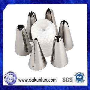 New Design Stainless Steel Decorating Cakes Pastry Nozzles pictures & photos