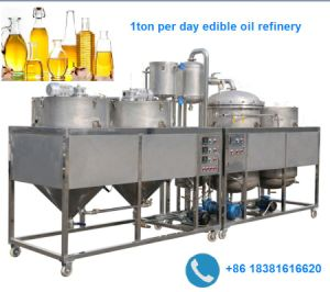 New Arrival 1ton Capacity Edible Oil Refinery Machine pictures & photos