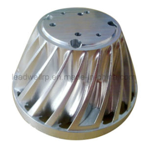 Zinc Alloy Prototype with CNC Machining for Auto Parts pictures & photos
