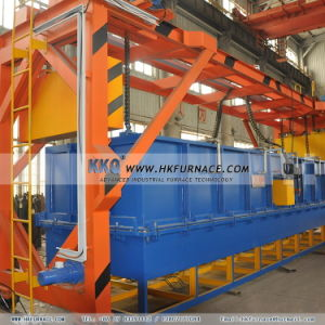 Vacuum Glass Tube Annealing Furnace pictures & photos