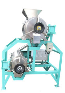 Fruit Stoning & Beating Machine / Fruit Extracting & Beating Machine for Mango pictures & photos