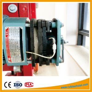 Gjj, Baoda Brand Passenger Hoist Motor for Lift Elevator Spare Parts, Material Hoist Motor, Construction Hoist Motor pictures & photos