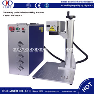 Rotary Mini Fiber Laser Etching Machine pictures & photos