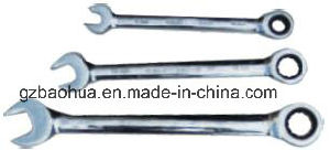 Combination Ratchet Wrench, Duoble Use pictures & photos