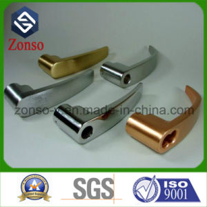 Aluminum Metal Precision Anodized CNC Machining Parts for Handle pictures & photos