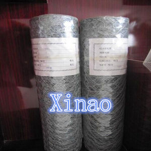 PVC Coated Hexagonal Wire Netting 30m 50m Rolls pictures & photos