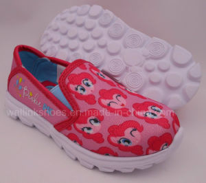 Girls Sneaker (MY LITTLE PONY) Soprts Shoes pictures & photos