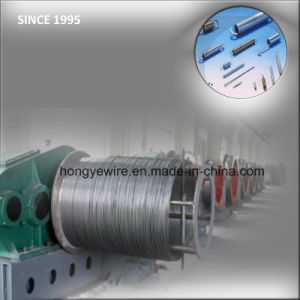 Concial Precision Clock Mechanical Spring Steel Wire Manufacturer pictures & photos