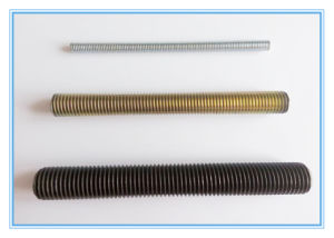 Low Carbon Steel Stud Bolt pictures & photos