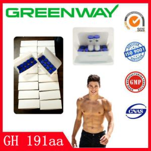 Human Growth 191AA Polypeptide Hormone Gh for Musclebuilding pictures & photos