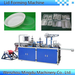 Plastic Lid Thermoforming Machine for Different Product pictures & photos