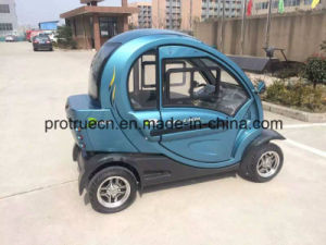 60V40ah Electric Car for 2 Persons pictures & photos